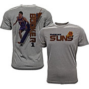 Levelwear Men's Phoenix Suns Devin Booker Breakaway Grey T-Shirt
