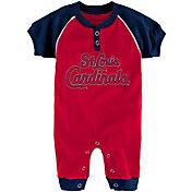 Majestic Newborn St. Louis Cardinals Onesie