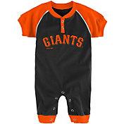 Majestic Newborn San Francisco Giants Onesie