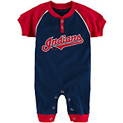 Majestic Infant Cleveland Indians Onesie