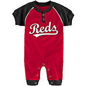 Majestic Newborn Cincinnati Reds Onesie