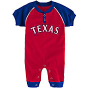 Majestic Newborn Texas Rangers Onesie