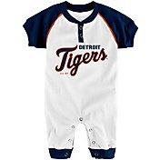 Majestic Newborn Detroit Tigers Onesie