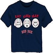 "Majestic Toddler Boston Red Sox ""Eat Sleep Play"" T-Shirt"