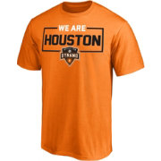 Majestic Men's Houston Dynamo We Are Orange T-Shirt