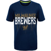 Majestic Youth Milwaukee Brewers Greatness T-Shirt