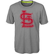 Majestic Youth St. Louis Cardinals Reigning Champs T-Shirt