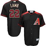 Youth Replica Arizona Diamondbacks Jake Lamb #22 Alternate Black Jersey