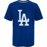 Majestic Youth Los Angeles Dodgers True Grit T-Shirt