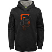 Majestic Youth San Francisco Giants Battle Pullover Hoodie