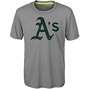 Majestic Youth Oakland Athletics Reigning Champs T-Shirt