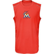 Majestic Youth Miami Marlins Walk-Off Win Tank Top