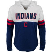 Majestic Youth Cleveland Indians Home Field Pullover Hoodie