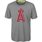 Majestic Youth Los Angeles Angels Reigning Champs T-Shirt