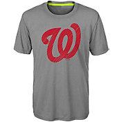 Majestic Youth Washington Nationals Reigning Champs T-Shirt