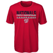 Majestic Youth Washington Nationals Dri-Tek Wild Card T-Shirt