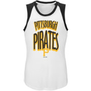 Majestic Youth Girls' Pittsburgh Pirates Ballpark Tank
