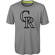 Majestic Youth Colorado Rockies Reigning Champs T-Shirt