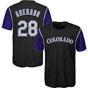 Majestic Youth Colorado Rockies Nolan Arenado T-Shirt