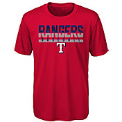 Youth Texas Rangers Apparel