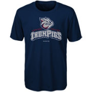 Majestic Youth Lehigh Valley IronPigs Navy T-Shirt