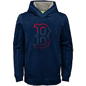 Majestic Youth Boston Red Sox Battle Pullover Hoodie