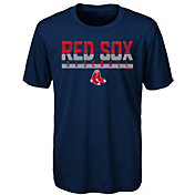Majestic Youth Boston Red Sox Dri-Tek Wild Card T-Shirt