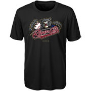 Majestic Youth Sacramento River Cats Black T-Shirt