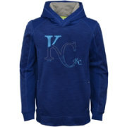 Majestic Youth Kansas City Royals Battle Pullover Hoodie