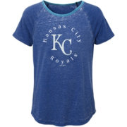 Majestic Youth Girls' Kansas City Royals Dugout Diva Shirt