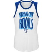 Majestic Youth Girls' Kansas City Royals Ballpark Tank