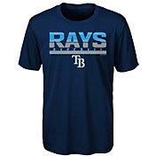 Majestic Youth Tampa Bay Rays Dri-Tek Wild Card T-Shirt