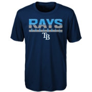 Majestic Youth Tampa Bay Rays Dri-Tek Wild Card T-Shirt