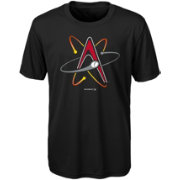 Majestic Youth Albuquerque Isotopes Black T-Shirt