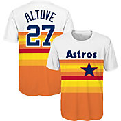 Majestic Youth Houston Astros Jose Altuve T-Shirt