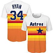 Majestic Youth Houston Astros Nolan Ryan T-Shirt