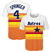 Majestic Youth Houston Astros George Springer T-Shirt