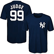 Majestic Youth New York Yankees Aaron Judge #99 Performance T-Shirt