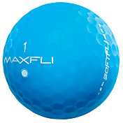 Maxfli SoftFli Matte Personalized Golf Balls – Blue