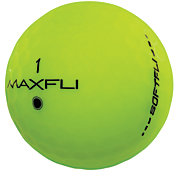 Maxfli SoftFli Matte Personalized Golf Balls – Green