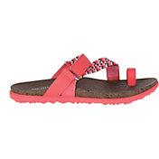Merrell Women's Around Town Sunvue Thong Woven Sandals