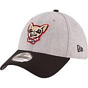 New Era Men's El Paso Chihuahuas 39Thirty Stretch Fit Hat
