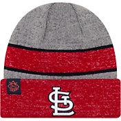 New Era Men's St. Louis Cardinals Clubhouse Knit Hat