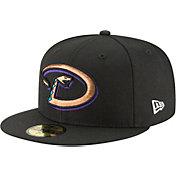 New Era Men's Arizona Diamondbacks 59Fifty 1999 Black Fitted Hat