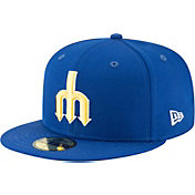 New Era Men's Seattle Mariners 59Fifty 1977 Royal Fitted Hat