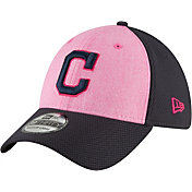 New Era Men's Cleveland Indians 39Thirty 2018 Mother's Day Stretch Fit Hat