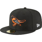 New Era Men's Baltimore Orioles 59Fifty 1989 Black Fitted Hat