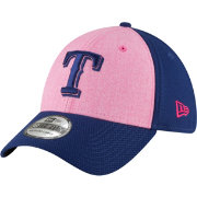 New Era Men's Texas Rangers 39Thirty 2018 Mother's Day Stretch Fit Hat