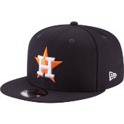 New Era Men's Houston Astros 9Fifty Adjustable Snapback Hat