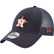New Era Men's Houston Astros 9Forty Trucker Adjustable Hat